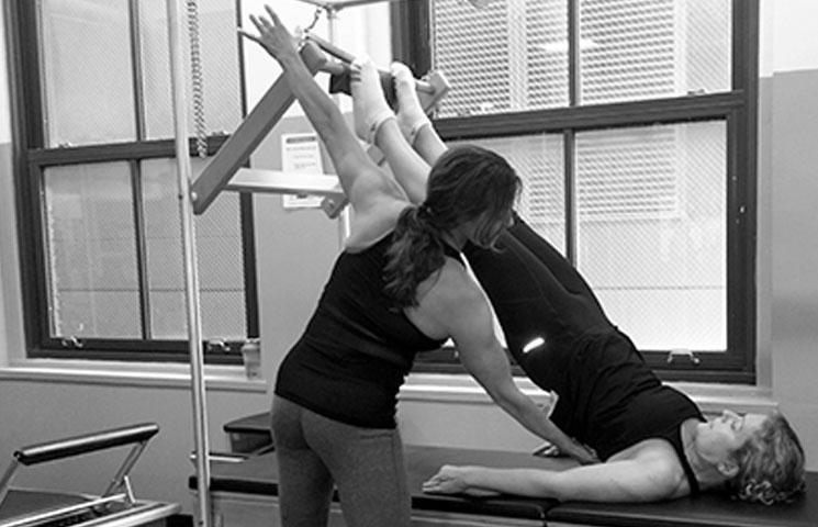 Personal Trainer | Lisa Marie Kocsis | New York | Animalflow ...